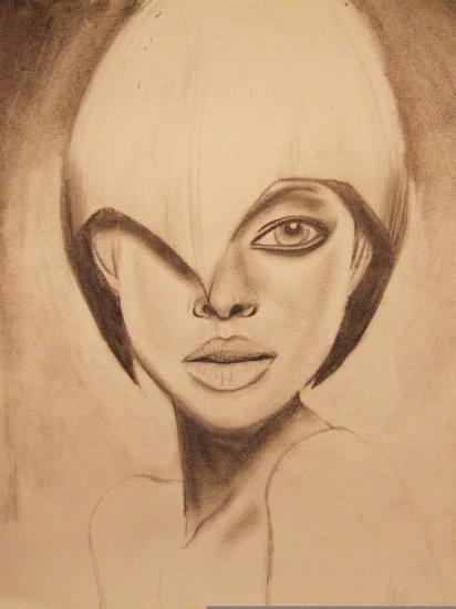 Eva Pigford por cryteriumX